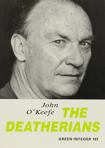 The Deatherians - a book by John O'Keefe