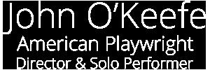 John O'Keefe Logo